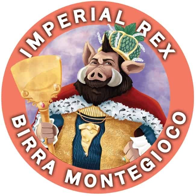 Birra Strong Imperial Rex