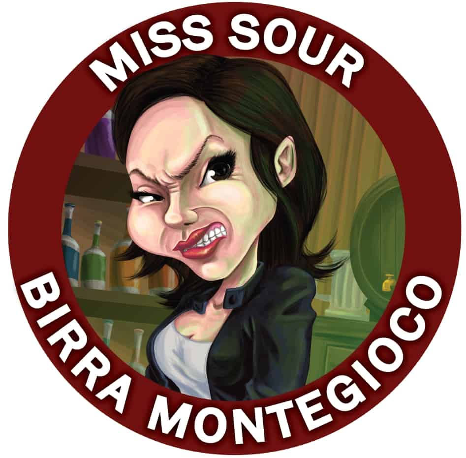Birra Barrel Aged Miss Sour