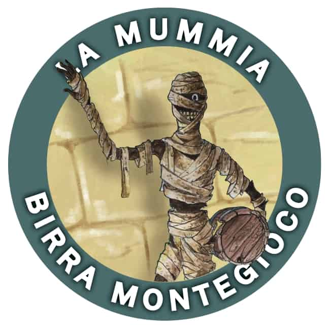 Birra Barrel Aged La Mummia