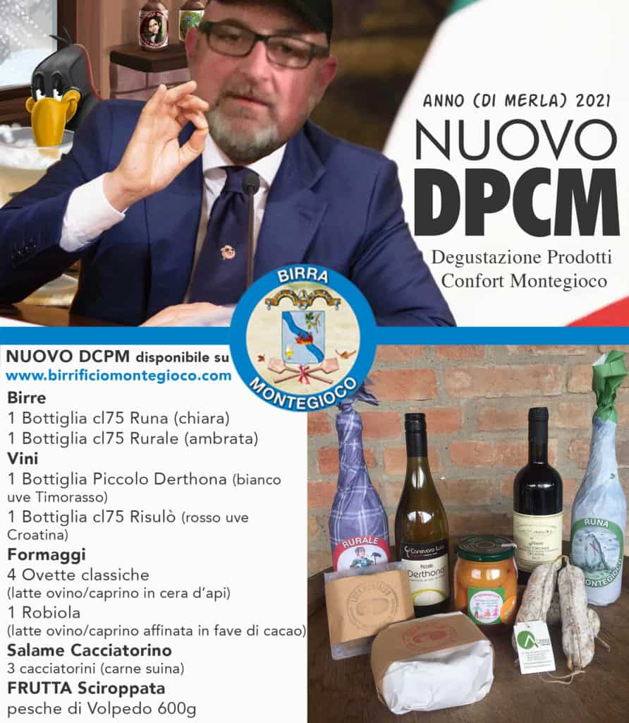 Nuovo DCPM montegioco